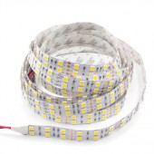 5M 600 LEDs Double Lines SMD 5050 12V LED Strip Flex Light 120LED/M