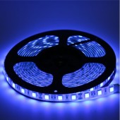 5M UV Ultraviolet LED Strip DC 12V 5050 300LEDs Purple Ribbon Light