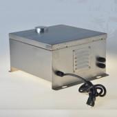 LP44 80w LED Cree Light Engine 1250m Fiber Optc Cable With Pvc Jacket For 60sqm Swimming Pool Fiber Optic Light