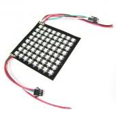 64LEDs Pixels LED DC 5V Pixel WS2811 Panel 5050 RGB Light