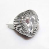 CREE AC DC 12V MR11 LED Bulb Spotlight Lamp 3*1W COB Spot Light 4pcs