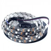 APA102 DC 5V Addressable LED Strip 5050 RGB 5M 180LEDs Light