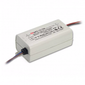 APC-12 Series 12W Mean Well LED Driver Power Supply IP42