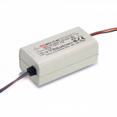 APV-12 Series 12W Mean Well LED Driver Power Supply IP42