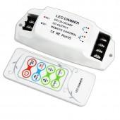 Bincolor BC-313 PWM Color Temperature Remote Control Led Controller