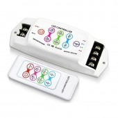 BC-390RF Multi-function Bincolor RGB with Wirless Remote Led Controller