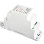 CV Power Repeater DIN-AMP-5A DC 5V~24V 3CH 15A LTECH LED Controller