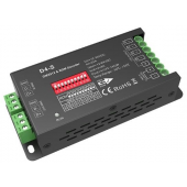 D4-S Led Controller Skydance Lighting Control System 4CH 12-24V CV DMX Decoder