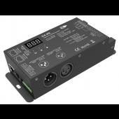 D4-XE Led Controller Skydance Lighting Control System DMX Decoder 4CH 12-36V CV