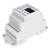 D4 Led Controller Skydance Lighting Control System DMX LED Decoder 4CH CV 5-24V