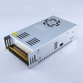 DC12V 33A 400W Metal Case AC to DC Converter Power Supply Transformer