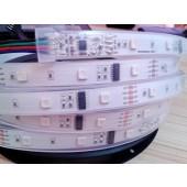 DC 12V 5M 150LEDs DMX Addressable RGB LED Lighting Strip Pixel Light