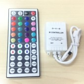 DC 12V Common Cathode RGB LED Controller With IR Remote Control