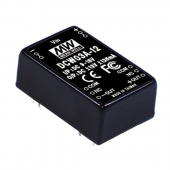 DCW03 Series 3W Mean Well Regulated Converter Power Supply