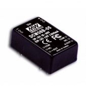 DCW08 Series 8W Mean Well Regulated Converter Power Supply