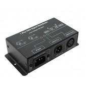 DMX121 DMX Signal Distributor AC 100 ~ 240V 2W Leynew LED Controller