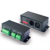 DMX SPI Decoder LT-DMX-1809 DC 5V-24V Ltech LED Controller