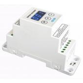 4CH CV DMX Decoder DIN-DMX-4CH DC 5V 24V 16A Ltech LED Controller