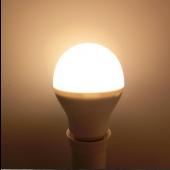E27 Color Temperature Adjust Dual White LED Bulb Lamp 6W 2.4G Mi.light FUT017
