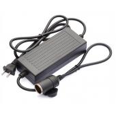 AC110V 220V to 12V Car Power Adapter 10A Cigarette Lighter Socket 120W