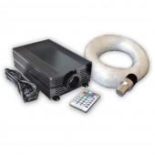 45W  Led Light Source Flexible Fiber Optics Rgb Color Changing Lighting Kit