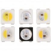SK6812 RGBW WWA RGB SMD 3535 5050 Individually Addressable LED Chip 5V