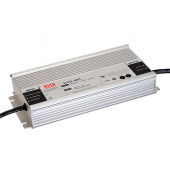 Mean Well HVG-480 Series 480W Voltage + Constant Current LED Driver