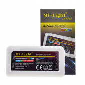RGBW 4-zone Mi Light FUT038 LED Controller 12V 24V 30M Wireless 2.4G RF