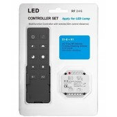 S1-B + R1 Led Controller Skydance Lighting Control System RF Dimmer Kit AC Triac