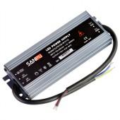 SANPU Waterproof LED Power Supply 12VDC 100W 8A IP67 Lighting Transformer Driver Thin Slim Aluminum CLPS100-W1V12