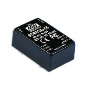 SCW03 Series 3W Mean Well Regulated Converter Power Supply