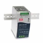 SDR-240 Series 240W Mean Well LED Driver Power Supply