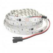 SM16703 24V Addressable LED Strip RGB 5050 10Pixels/M 5M 300LEDs Light