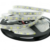 IP68 Waterproof SMD 5050 LED Strip 5M 300 LEDs Light DC 12V 16.ft