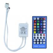 40Keys RGBW RGBWW LED Controller For 3528 5050 Flexible Strip Light