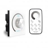 Bincolor T1 + K1-010V LED Wireless Remote Control Socket Knob Adjustment LED Signal Dimmer