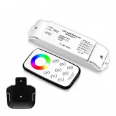 Bincolor T4-R4 Wireless Led Controller Remote Dimmer Receiver Set 12v-24v