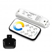 Bincolor T5-R3 Mini Wireless Remote Led Controller NW WW Dimmer Receiver Set