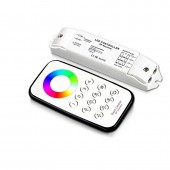 Bincolor BC-T8+R3M Led Controller Multi Zone Control Wireless Remote Receiver Set