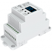 TR1 Led Controller Skydance Lighting Control System 1CH RF + Push AC Phase-Cut Dimmer Din Rail