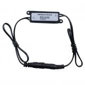 DC5-24V PIR Sensor Switch Controller Male Female For LED Strip 2pcs