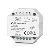 V1-H Led Controller Skydance Lighting Control System 1CH 12-48V CV Dimming Controller Push Dim