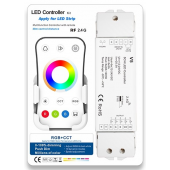 V5 + R17 Led Controller Skydance Lighting Control System 5A RGB+Color Temperature LED Controller Set