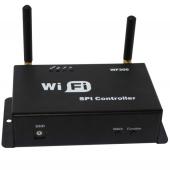WF300 WiFi SPI DC 5 - 24V Leynew LED Controller