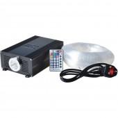 45W Light Source 1100pcs Fibers Optic Harness Star Fiber LED Optic Starry Ceiling Lights