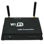 WF100 WiFi Single Point DC 5-24V Leynew LED Controller