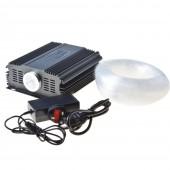 75W RGB LED light Source WIFI Smart Phone Control Fiber Optic Star Ceiling Light Kit